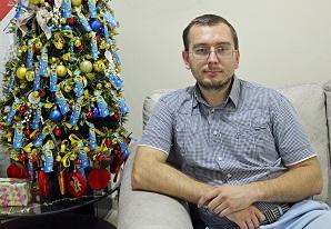 Alexey Trofimov Leiter der technischen Abteilung
