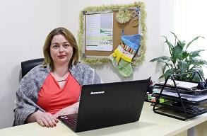 Anna Kozhenko HR-Managerin